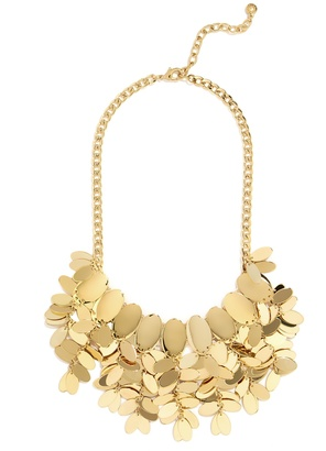 Dion Statement Necklace $68 thestylecure.com