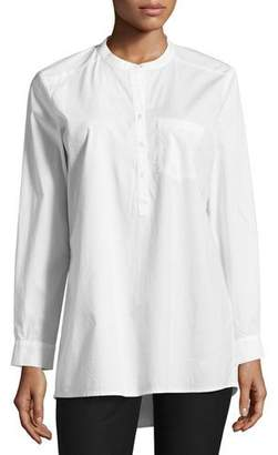 Eileen Fisher Organic Stretch Easy Shirt