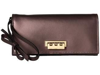 Zac Posen Earthette Wristlet Wallet Wristlet Handbags