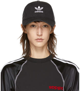 adidas Black Washed Adic Cap