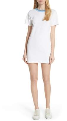 Rag & Bone Jolie Cotton Shift Dress