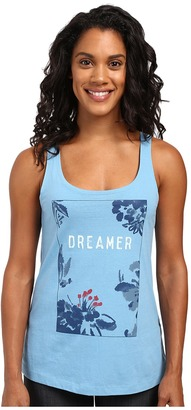 Life is good Dreamer Floral Simple Sleep Tank $22 thestylecure.com