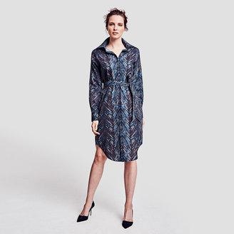 Darcina Herringbone Dress $345 thestylecure.com