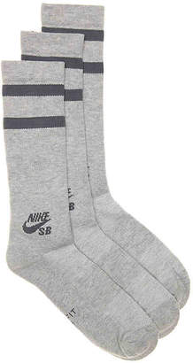 Nike Skateboard Crew Socks - 3 Pack - Men's