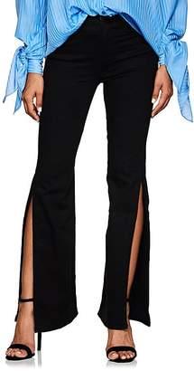 3x1 Women's W4 Adeline Split Flare Jeans