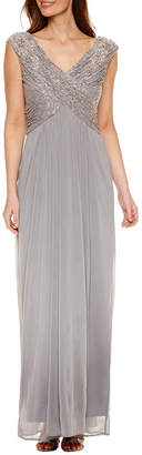 Seapro Melrose Sleeveless Embellished Evening Gown