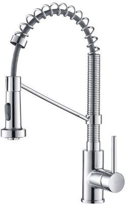 Kraus Bolden Series Single Handle Pull Out Kitchen Faucet
