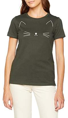 People Tree Peopletree Women's Meow T-Shirt