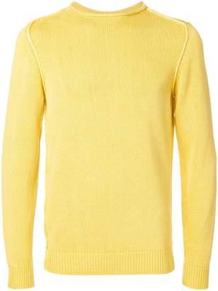 Dondup exposed seam jumper