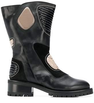 Schumacher Dorothee biker boots
