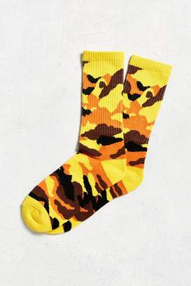 Urban Outfitters Colorful Camo Sport Sock