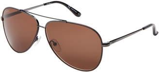 Salvatore Ferragamo SF131S Metal Aviator Sunglasses