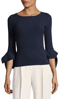 HUGO Squary Knit Top