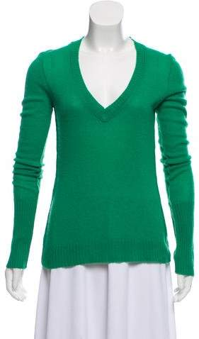 Inhabit Cashmere V-Neck Top