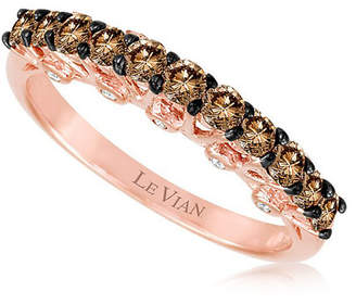 LeVian Le Vian 14K Rose Gold .68 Ct. Tw. Diamond Ring