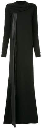 Rick Owens long drape dress