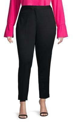 Vince Camuto Plus Plus Tapered Ankle Pants