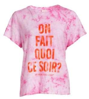 Cinq à Sept What Are We Doing T-Shirt