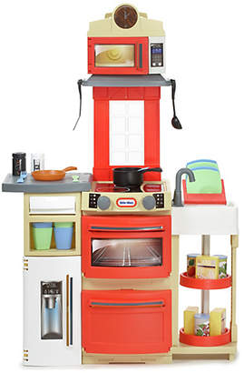 Little Tikes Cook 'N' Store Kitchen - Red