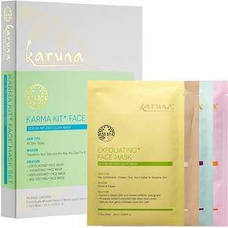 Karuna Karma Kit+ Face Mask Set