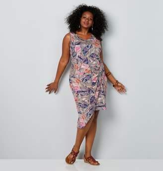 Avenue Purple Plus Size Dresses on Sale - ShopStyle