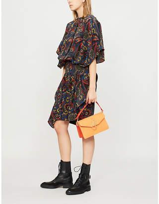 J.W.Anderson Paisley-print woven mini dress