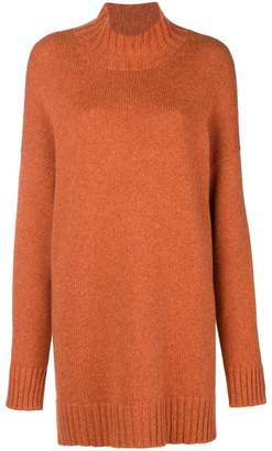 Pringle turtleneck oversized sweater