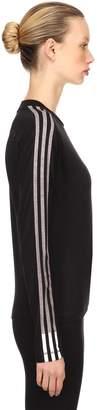 Y-3 3 Stripes Long Sleeve Jersey T-Shirt