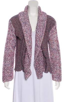 See by Chloe Crocheted Open-Front Cardigan