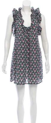 Etoile Isabel Marant Sleeveless Printed Dress
