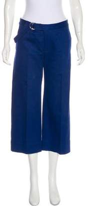 Nomia Crop Wide-Leg Pants