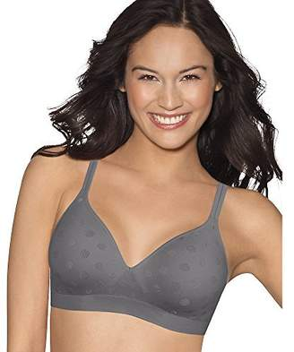 e95cac08e Hanes Womens Perfect Coverage ComfortFlex Fit Wirefree Bra(G260)-XL