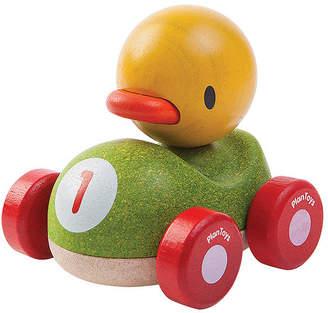 Plan Toys Wooden Duck Racer Mini Vehicle