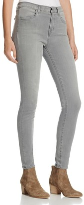 J Brand Maria High Rise Jeans in Dusk Haze $198 thestylecure.com