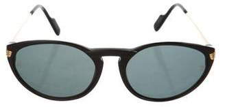 11fb521fed2 Pre-Owned at TheRealReal · Cartier Tinted Round Sunglasses