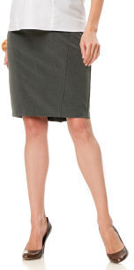 Motherhood Secret Fit Belly® Pencil Fit Maternity Skirt