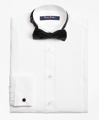 Brooks Brothers Boys Tuxedo Dress Shirt