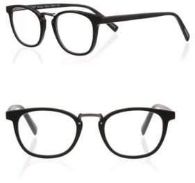 Eyebobs Hung Jury 00 46MM Round Reading Glasses