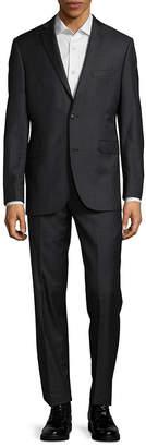 Saks Fifth Avenue Casual Wool Suit