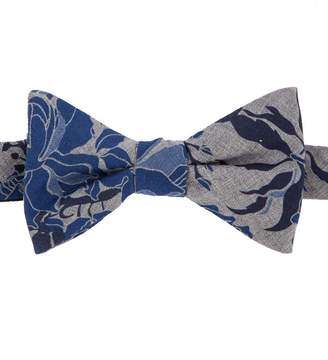 Tommy Hilfiger Men Floral Bow Tie
