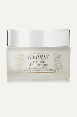 Kypris Beauty - Pot Of Shade: Heliotropic Spf30 Sunscreen & Primer, 27ml - Colorless
