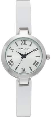 Laura Ashley Lifestyles Women's Half-Bangle Watch