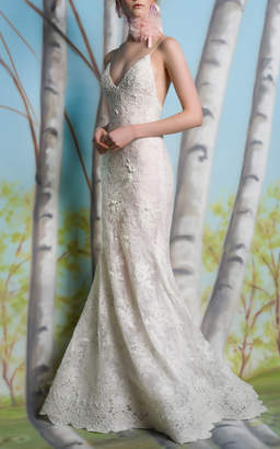 Isa Belle Isabelle Armstrong Sawyer Mermaid Gown