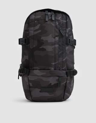 Eastpak Floid Backpack in Constructed Camo