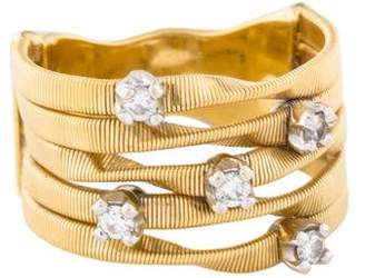 Marco Bicego 18K Diamond Marrakech Ring