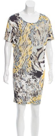 Emilio Pucci Emilio Pucci Printed T-Shirt Dress