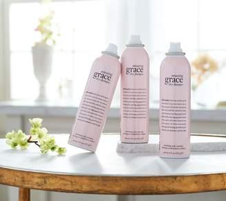 philosophy set of three dry shampoo refreshing style extender