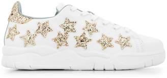 Chiara Ferragni stars sneakers