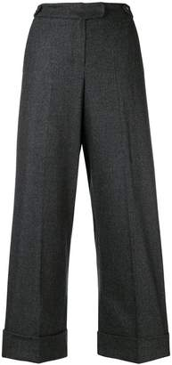 Max Mara 'S wide tailored trousers