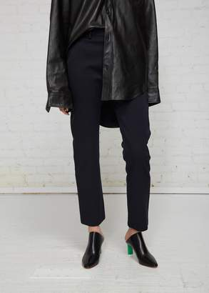 Vetements Cropped Fitted Pant
